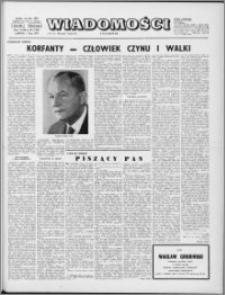 Wiadomości, R. 28 nr 26 (1422), 1973