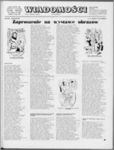 Wiadomości, R. 28 nr 28 (1424), 1973