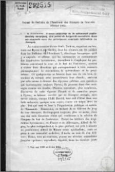 O poezyi Leopardiego na tle spółczesnych prądów literatury europejskiej = (La poésie de leopardi considérée dans ses rapports avec les priacipaux courants littéraires en Europe)
