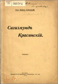 Sigizmund Krasińskij
