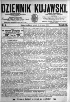 Dziennik Kujawski 1895.01.08 R.3 nr 6