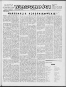 Wiadomości, R. 28 nr 37 (1433), 1973