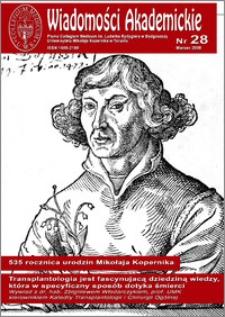 Wiadomości Akademickie 2008 nr 28