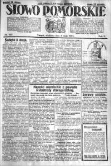 Słowo Pomorskie 1925.05.03 R.5 nr 103