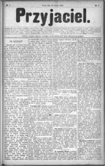 Przyjaciel : pismo dla ludu 1880 nr 7