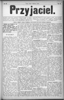 Przyjaciel : pismo dla ludu 1880 nr 14