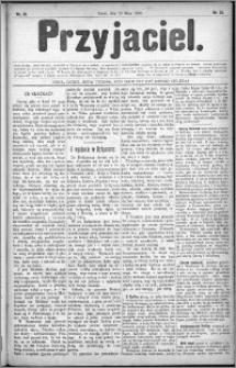 Przyjaciel : pismo dla ludu 1880 nr 21
