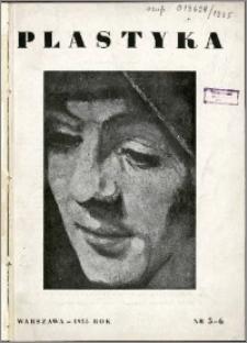 Plastyka : [organ Bloku Zawodowych Artystów Plastyków] 1935, R.1 nr 5-6