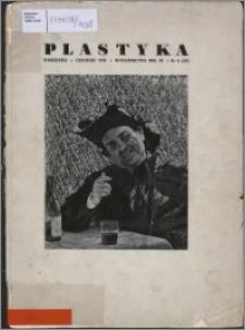Plastyka : [organ Bloku Zawodowych Artystów Plastyków] 1938, R. 4 nr 6