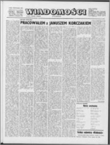 Wiadomości, R. 28 nr 46 (1442), 1973