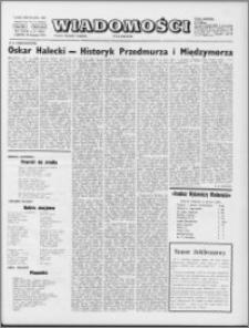 Wiadomości, R. 28 nr 47 (1443), 1973