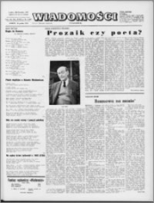 Wiadomości, R. 28 nr 50 (1446), 1973