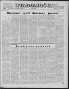 Wiadomości, R. 27 nr 5 (1348), 1972