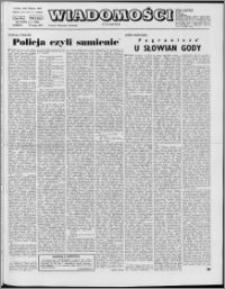Wiadomości, R. 27 nr 9 (1352), 1972