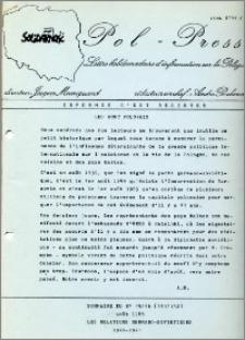 Pol-Presse 1985 nr 141/142