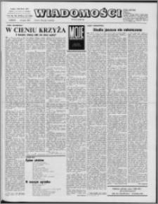 Wiadomości, R. 27 nr 12 (1355), 1972