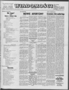 Wiadomości, R. 27 nr 13/14 (1356/1357), 1972