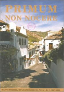 primum Non Nocere 2006 nr 7-8