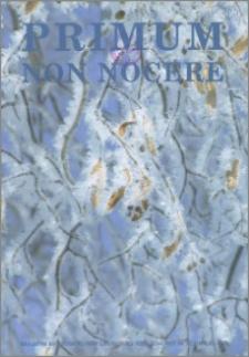 Primum Non Nocere 2006 nr 12