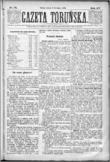 Gazeta Toruńska 1881, R. 15 nr 75