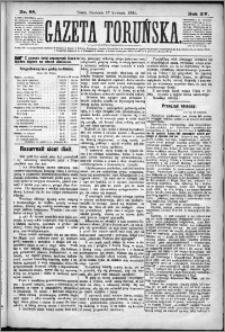 Gazeta Toruńska 1881, R. 15 nr 88