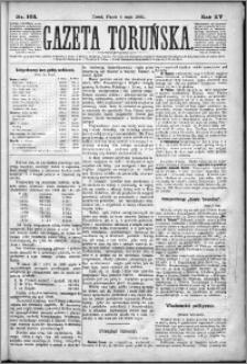 Gazeta Toruńska 1881, R. 15 nr 103