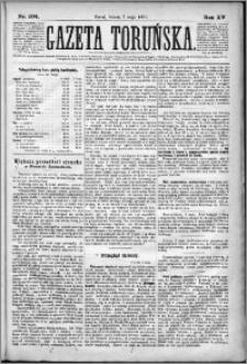 Gazeta Toruńska 1881, R. 15 nr 104