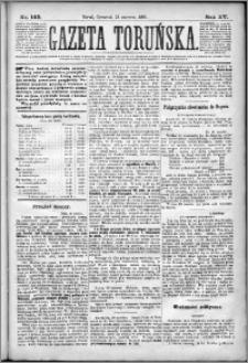 Gazeta Toruńska 1881, R. 15 nr 140