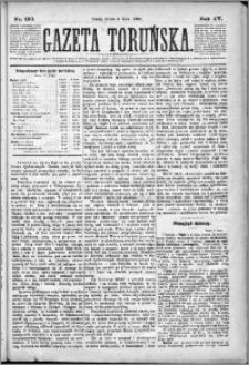 Gazeta Toruńska 1881, R. 15 nr 150