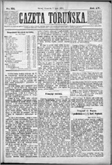 Gazeta Toruńska 1881, R. 15 nr 151