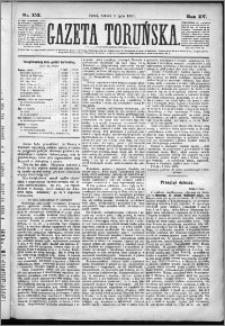 Gazeta Toruńska 1881, R. 15 nr 153