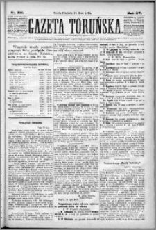 Gazeta Toruńska 1881, R. 15 nr 166