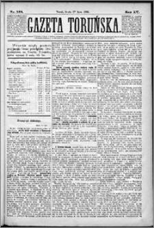 Gazeta Toruńska 1881, R. 15 nr 168