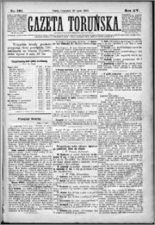 Gazeta Toruńska 1881, R. 15 nr 169