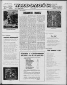 Wiadomości, R. 27 nr 31 (1374), 1972