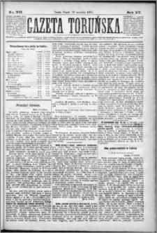 Gazeta Toruńska 1881, R. 15 nr 212