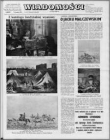 Wiadomości, R. 27 nr 38 (1381), 1972