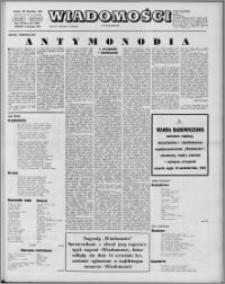 Wiadomości, R. 27 nr 45 (1388), 1972