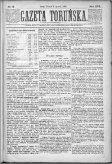 Gazeta Toruńska 1882, R. 16 nr 2