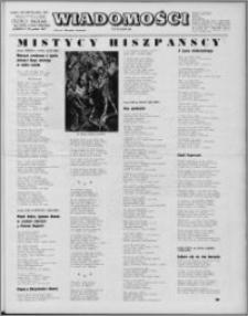 Wiadomości, R. 27 nr 51/52 (1394/1395), 1972