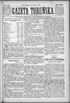 Gazeta Toruńska 1882, R. 16 nr 12