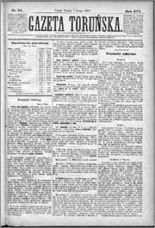 Gazeta Toruńska 1882, R. 16 nr 30