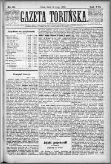Gazeta Toruńska 1882, R. 16 nr 37