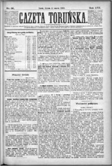 Gazeta Toruńska 1882, R. 16 nr 58