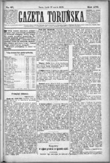 Gazeta Toruńska 1882, R. 16 nr 67
