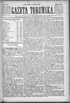 Gazeta Toruńska 1882, R. 16 nr 75