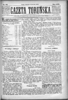 Gazeta Toruńska 1882, R. 16 nr 82