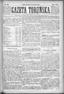 Gazeta Toruńska 1882, R. 16 nr 90