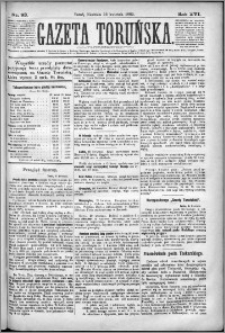 Gazeta Toruńska 1882, R. 16 nr 93