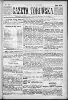 Gazeta Toruńska 1882, R. 16 nr 94
